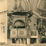 Easter pulpit 1902